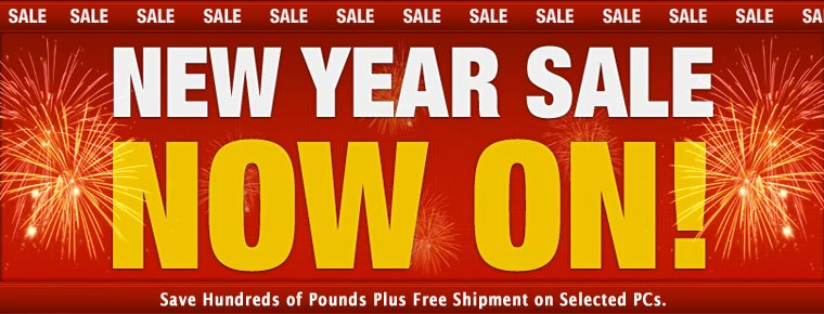 New Year Sale 2017