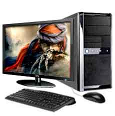 Arbico E33 eXcel - Desktop PC Package