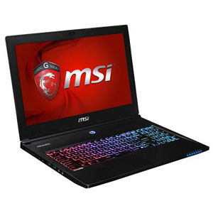 MSI 17.3 I7 W10 GE72VR 7RF-266UK Laptop