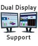 Dual Display Support