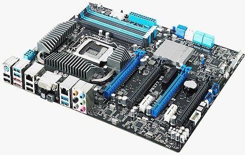 Motherboard what to look for
