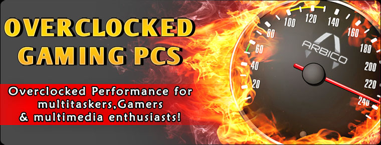 Overclocked Gaming PC