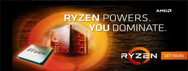 AMD Ryzen PCs