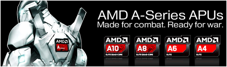 AMD A Series PCs